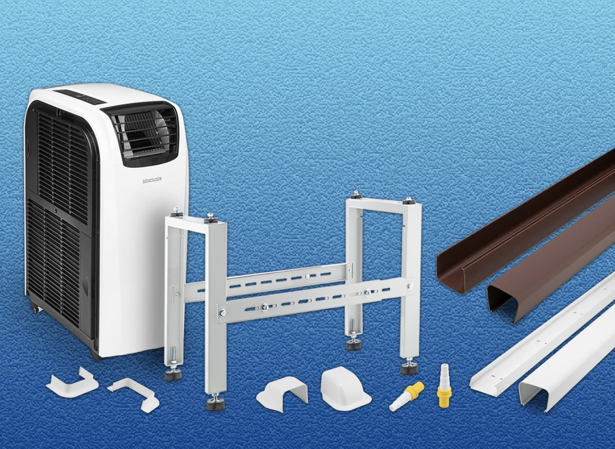 Air conditioning and split accessories